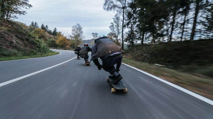 electric skateboard blitzart