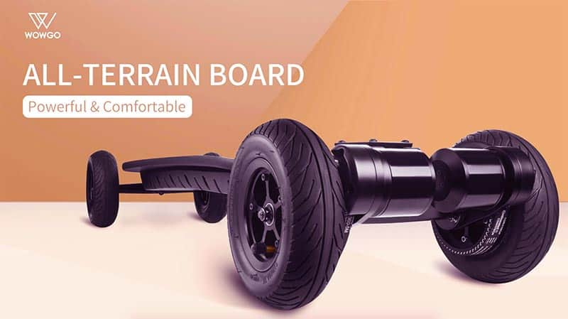 WowGo All Terrain Board